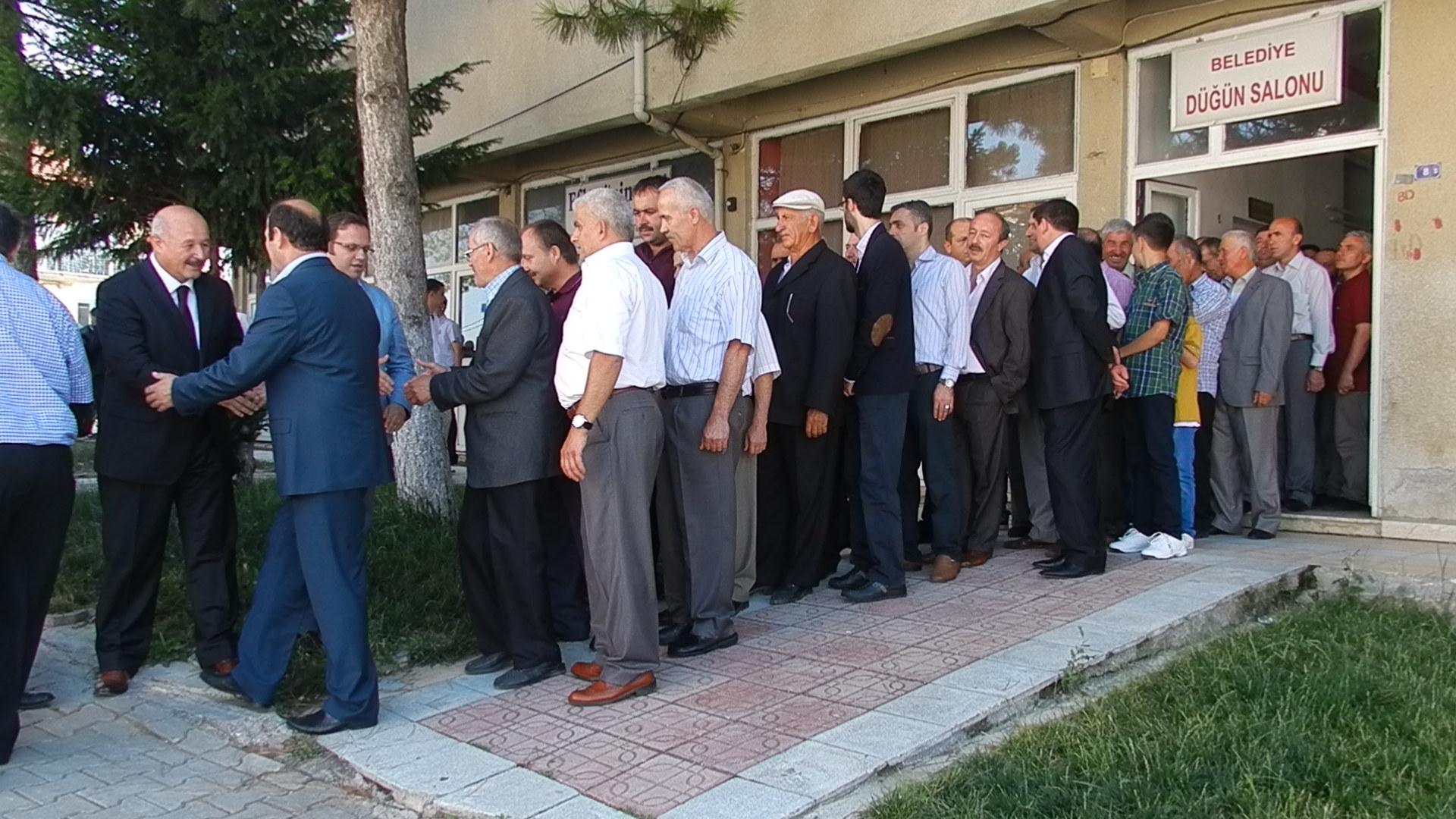 Eflani Ramazan Bayramlaşması