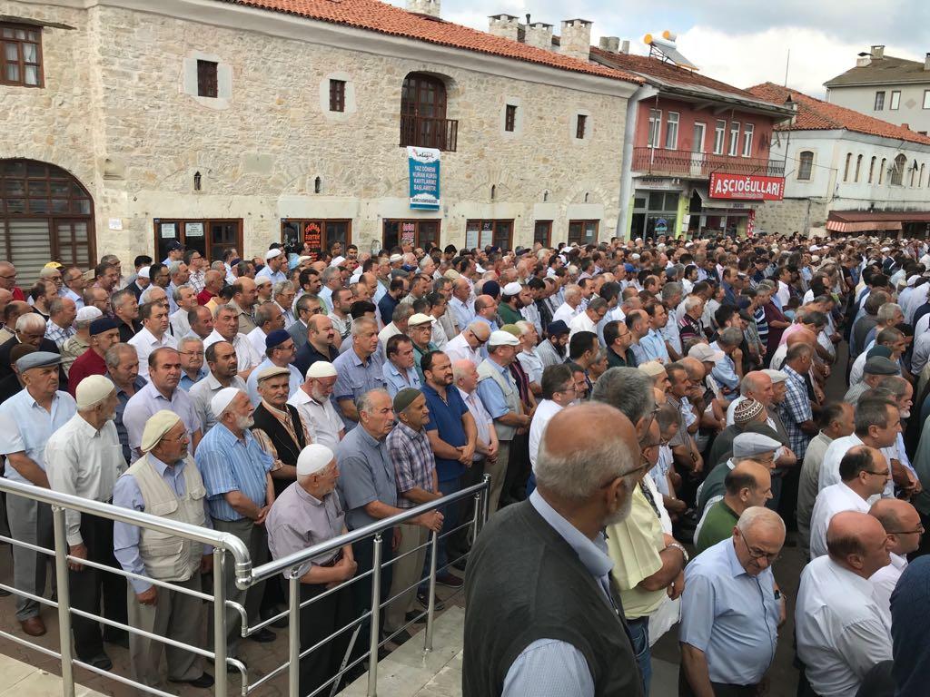 Eflani Belediye Başkanı İbrahim Ertuğrul'un Acı Günü